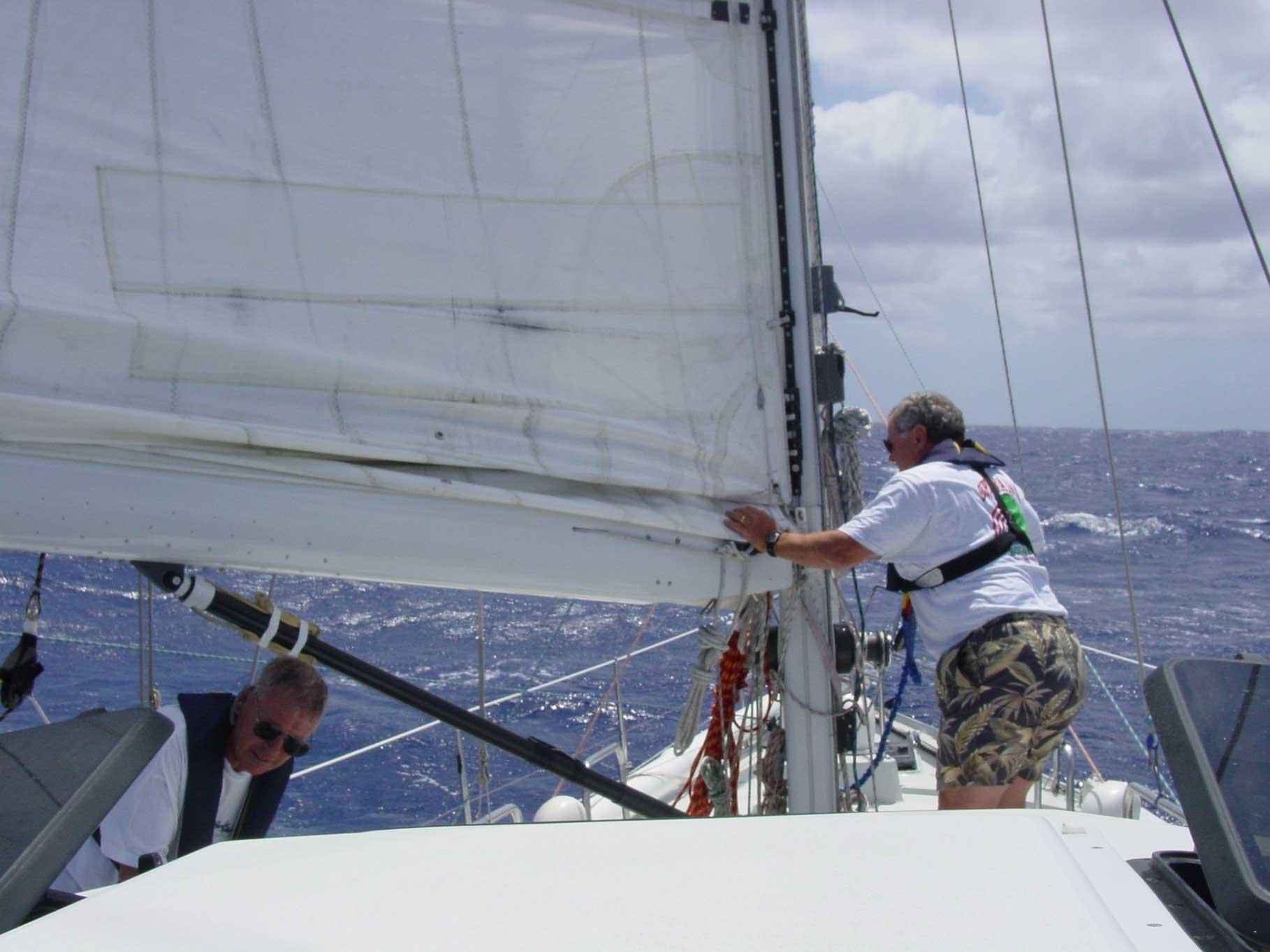 Sundeer 64 For Sale - Sailing Raven